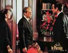 AL PACINO ANDY GARCIA THE GODFATHER: PART III 1990 VINTAGE LOBBY CARD #1