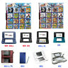 280 in 1 Combination Games Cartridge For NINTENDO Game 2DS/NDS/DSLITE/DSi/3DS/Xl