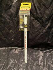 """Stanley 15-631 24T x 12""""  Bi-Metal Hacksaw Blade, Pack of 1"""