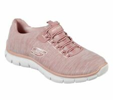 SKECHERS, Sneakers Donna Memory Foam, 12808, Rose, Casual Woman Ginnastica