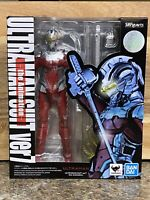 "2019 S.H. Figuarts 6"" Figure ULTRAMAN The Animation Ultra Suit Ver. 7 BAN DAI"