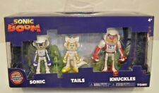 Sonic Boom SONIC / TAILS / KNUCKLES Action Figures SEALED Tomy Spacesuits SEGA