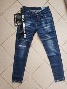 Jeans dsquared uomo taglia  52