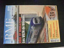 **ch revue RMF n°519 De l'Escaut à la Meuse en Z / VO2N / BB 67001 Jouef
