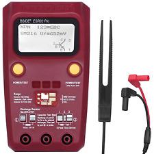 BSIDE ESR02 PRO Transistor Tester SMD Components Checker Mega328 NPN/PNP Diode