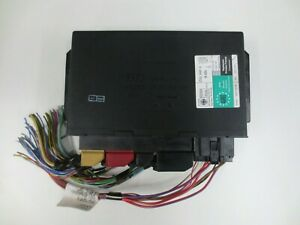 Audi A6 C5 Comfort Control Unit Convenience Module 4B0 962 258 E