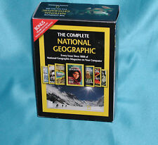 "Complete National Geographic 6 DVD-ROMS Set 9781426340116 ""New Other Great SALE!"