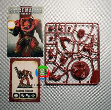 Warhammer 40K Space Marine Heroes Series 2 -  Brother Feurran