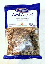 AMLA DRY/ WHOLE- INDIAN GOOSEBERRY- HAIR GROWTH & DANDRUFF- DRY HOG PLUM- 100g