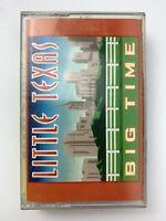 Little Texas Big Time (Cassette)