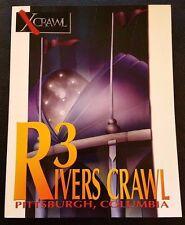 D20 XCRAWL: THREE RIVERS CRAWL Pittsburgh, Columbia RPG Module PHD1003 D&D NEW!!