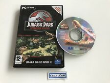 Jurassic Park Operation Genesis - PC - NL (English)