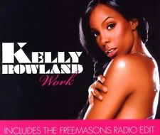 Kelly Rowland Work (2008; 2 tracks) [Maxi-CD]