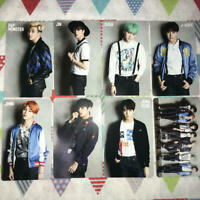 BTS RUN Official Photocard Complete Set JUNGKOOK RM V JIMIN JIN J-HOPE SUGA