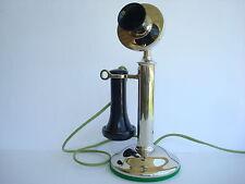 Original Antique Western Electric Candlestick telephone 20S SUPERB WORKING