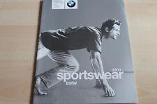 100398) BMW Lifestyle - Sportswear - Prospekt 04/2000