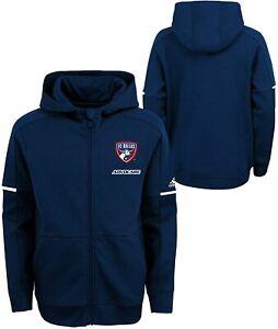 Adidas MLS FC Dallas Trav Jacket  CG1200