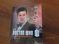 The Eleventh Doctor Who and His Sonic Screwdriver Mini Book Only Richard Dinnick
