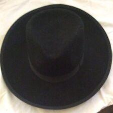 Morris sz/S Cowboy hat men's 100% wool NWOT CC/Universal Studios,ret $295