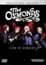The Osmonds - Live In Concert 2006 (DVD, Collector's Edition) . FREE UK P+P ....