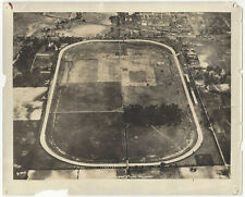 """Old Original Indy 500 Race Photo """"RACE TRACK"""" 1911 Very Early and Very Rare"""