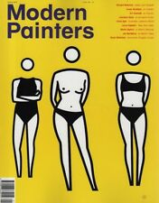 "LEON KOSSOF - CHARDIN - ANISH KAPOOR - MARTIN MALONEY - ""MODERN PAINTERS"" (2000)"