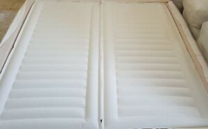 Select Comfort Sleep Number Eastern King S-274 Air Chambers With Zipper (Pair)