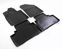 3D EXCLUSIVE TAPIS DE SOL EN CAOUTCHOUC pour  FORD B-MAX 2012-up  4pcs