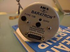 MKS Baratron 128AA-00001B 1 TORR Type 128 Pressure Transducer