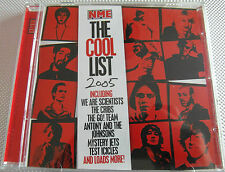 NME - The Cool List 2005 - Various Artists ( CD Album ) Used very good