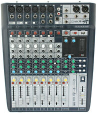 Soundcraft Signature 10 Compact Mixer with Effects Processor - 5049554