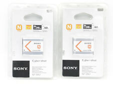 New Two NP-BN1 battery For Sony  DSC-TX5, DSC-TX7 TX9 TX99 W310 WX7
