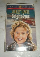Bright Eyes (VHS Tape, 1994, Colorized Clamshell)
