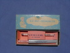 VINTAGE B-D BABY THERMOMETER IN ORIGINAL BOX