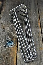 Hairpin Metal Table Legs - Sets Of 4 - Includes Screws and Floor Protectors