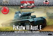 PZ.KPFW III AUSF. E - WW II GERMAN TANK (WEHMRACHT MKGS 1939) + BOOKLET 1/72 F2F