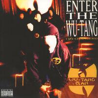 Wu-Tang Clan - Enter The Wu-Tang (36 Chambers) (Vinyl LP - 1993 - EU - Reissue)