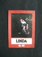 Evil Dead Movie Trading Cards By Fright Rags Usa Sticker Card Linda # 3 2019