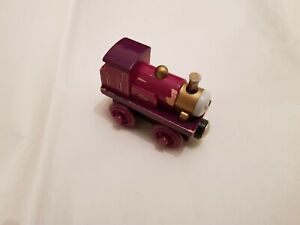 Thomas The Tank Engine & Friends WOODEN LADY WOOD TRAIN PLAYWORN COMBI POST