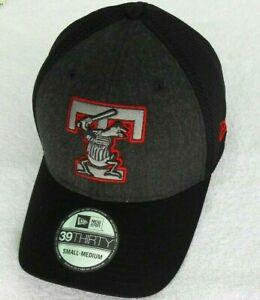 Toledo Mud Hens Minor Lg Baseball Hat, New Era 39Thirty Heathered Neo Pop, S/M