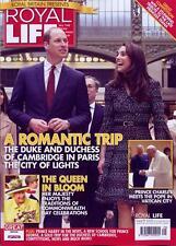 (UK) ROYAL LIFE Magazine 29 KATE MIDDLETON & PRINCE WILLIAM IN PARIS PHOTO COVER