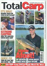 TOTAL CARP MAGAZINE - October 2002