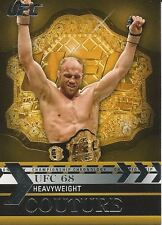 Randy Couture 2011 Topps UFC Title Shot Championship Chronology Card # CC11
