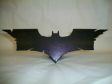 * NEW LIMITED EDITION* NIGHT REFLECTIVE TRAILER HITCH COVER ~ BATMAN & 2 EMBLEMS