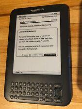 """Amazon Kindle Keyboard (3rd Generation) 4 GB, Wi-Fi 6"""""""