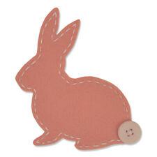 Sizzix Lovable Bunny Bigz Die Bigz Die  Cutting Die 661170