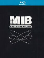 Men In Black - La Trilogia (3 Blu-Ray) - ITALIANO ORIGINALE SIGILLATO -