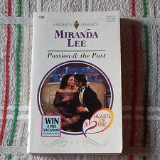 PASSION & THE PAST ; Miranda Lee - Harlequin Presents #1766 (9/95) Pa