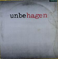 """Vinyle 33T  Nina Hagen Band   """"Unbehagen"""""""