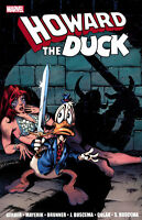HOWARD THE DUCK: THE COMPLETE COLLECTION VOL #1 TPB Marvel Gerber Comics TP